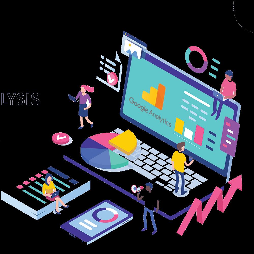 google analytics services - Digital Dynamo provides Google Analytics services to small and mid-sized businesses