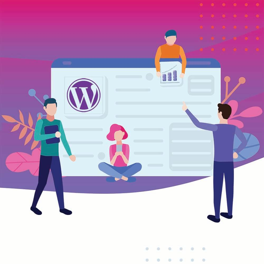 custom wordpress development - Digital Dynamo provides customized Wordpress Development to small and mid-sized businesses