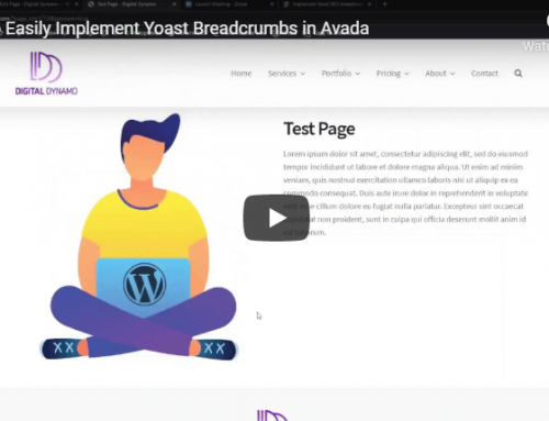 How to Easily Implement Yoast Breadcrumbs in Avada