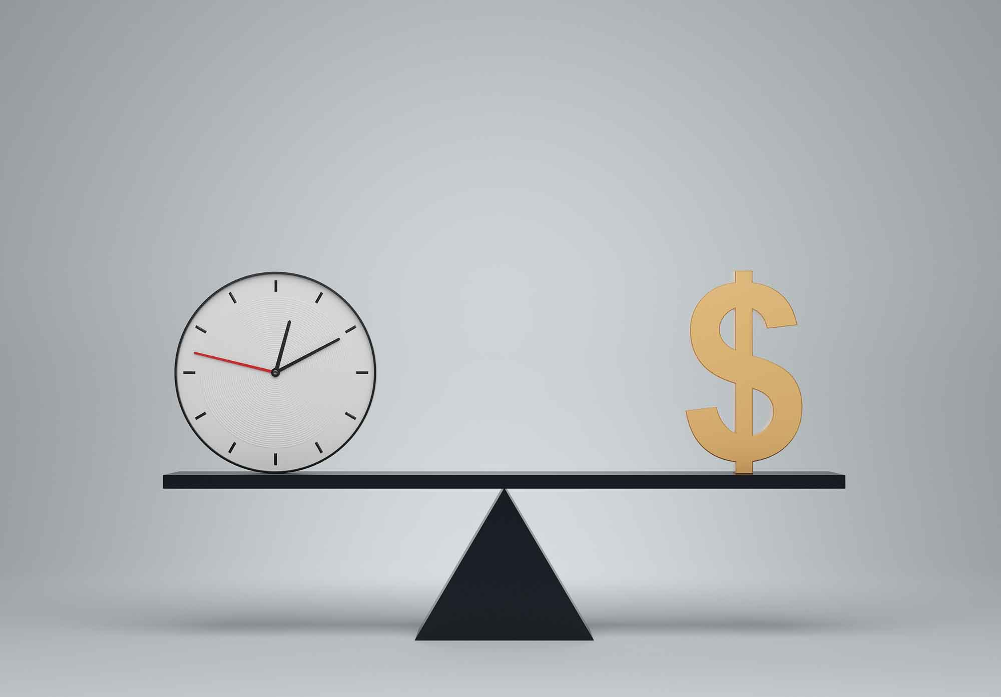 budget vs time