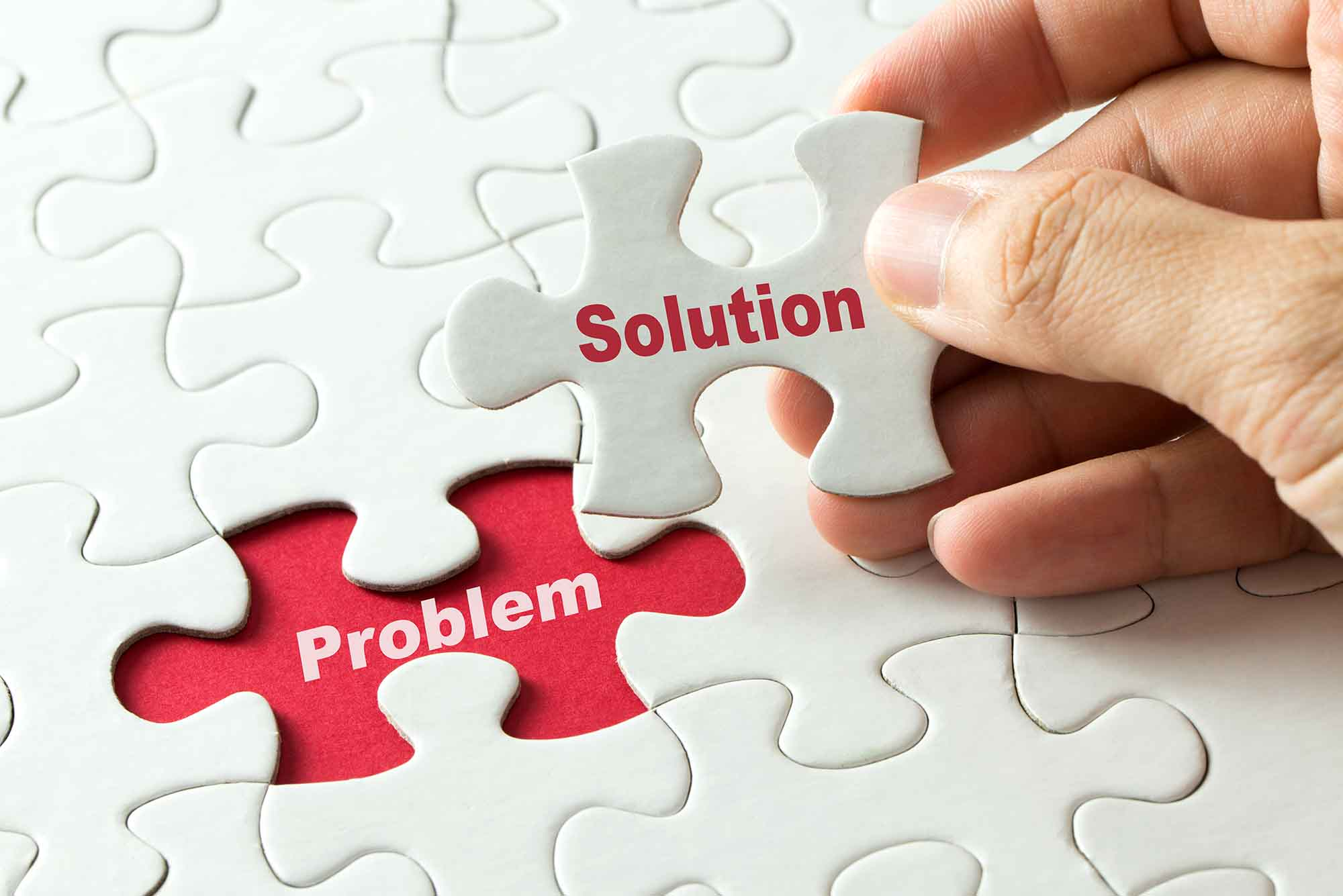 problems and solutions in your SEO audit